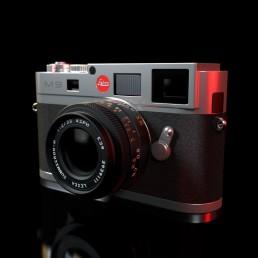 Leica M9 Rendering